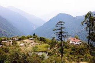Dzongrila Pass Trek Tour
