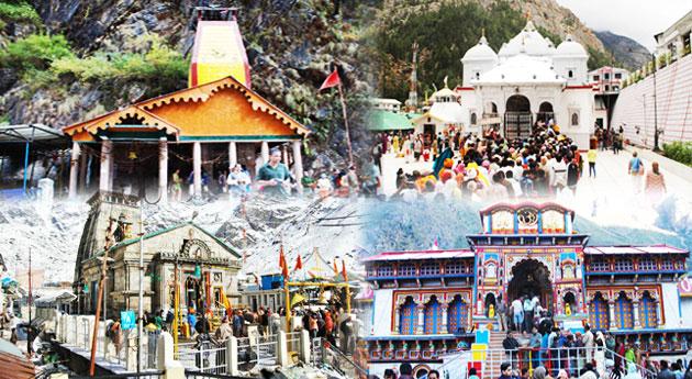 Uttarakhand 4 Dham Yatra Package