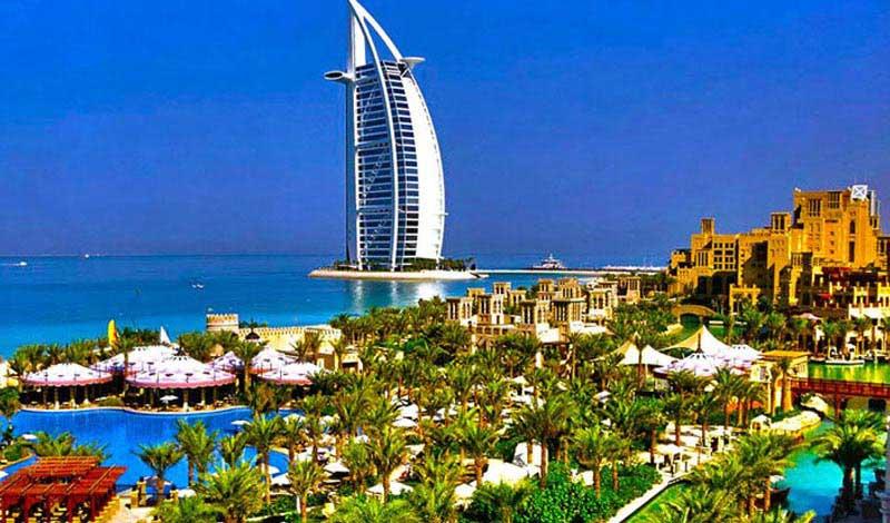 Dubai Just @ 34999/-P.P.
