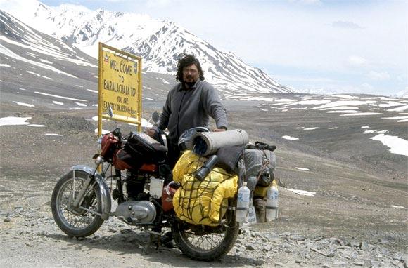Manali - Leh Motor Biking Tour