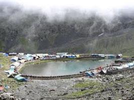 Manimahesh Yatra Tour