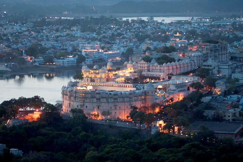 Rajasthan Forts And Palaces ( Regal Charm Of Rajasthan Forts And Palaces Tour)