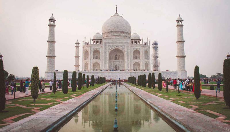 Taj With Heritage Rajasthan Tour Package