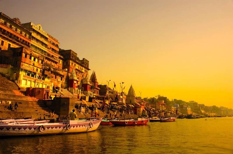 21 Days Royal Rajasthan Plus Ganges Tour Package