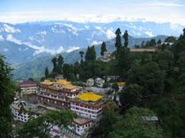 Baghdogra & Darjeeling Tour 4 Days / 3 Nights