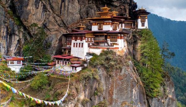 Land Of Bhutan Tour