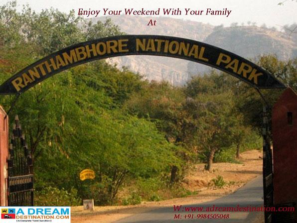 Rantahmbore Rajasthan Tour