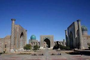 Tashkent & Samarkand