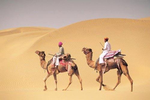 Royal Rajasthan With Delhi - Agra Tour