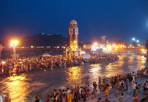 Jalandhar - Dehradun - Haridwar - Rishikesh - Neelkanth Tour