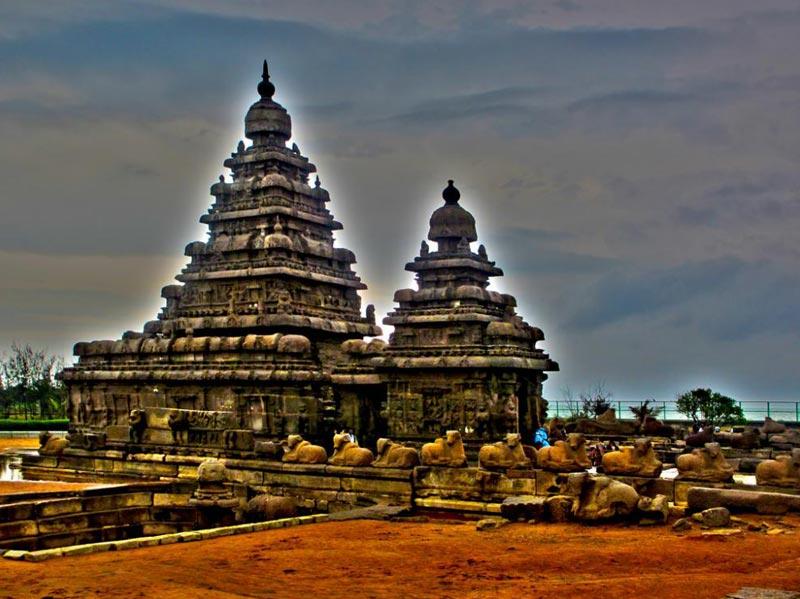 Tamil Nadu Temple Trail Package