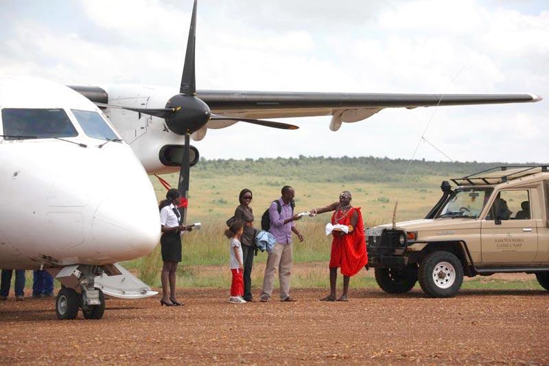 3 Days Masai Mara By Air Special Offer