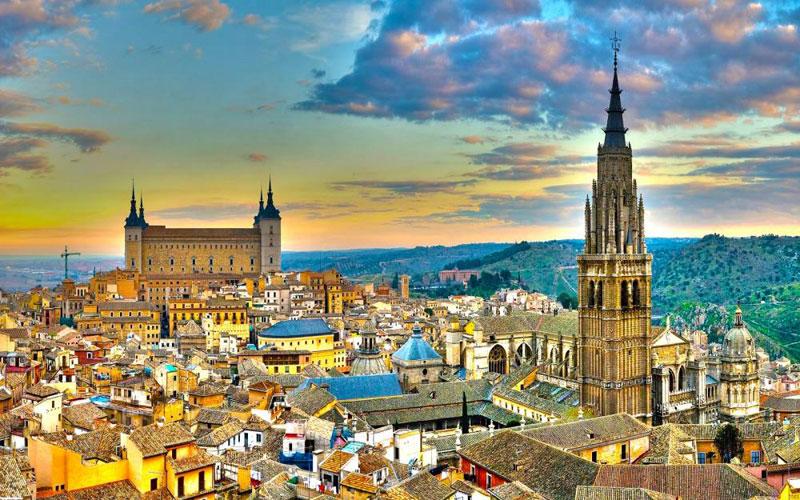 Spain And Switzerland Tour