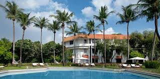 5 Star Trident Chennai An Oasis With Lush Gardens And Palm Trees