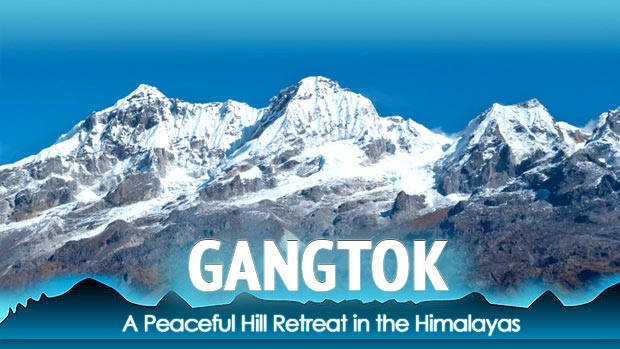 Explore The Capital City Gangtok Tour