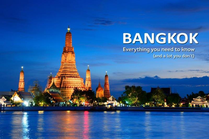 Bangkok Pattaya And Phuket Travels Package