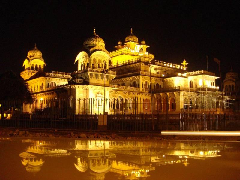Jaipur Night Sighting Point Tour