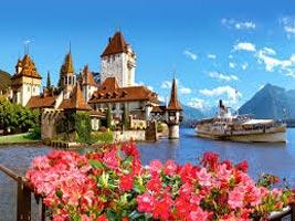 Switzerland And Paris Tour