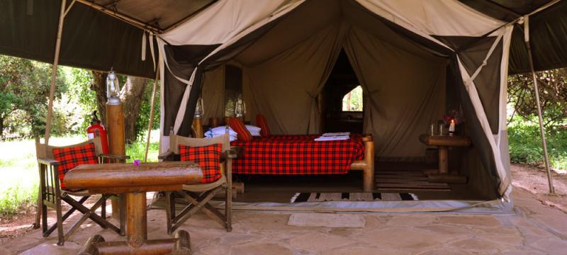 5 Days Aberdares Nakuru Masai Mara Safari Package