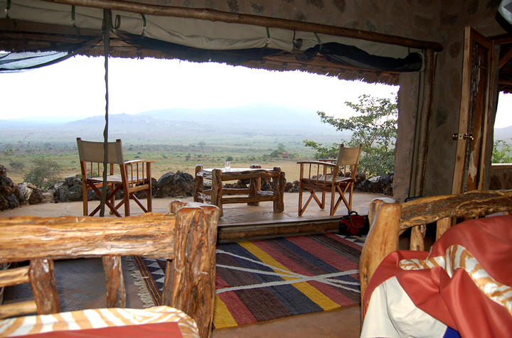 6 Days Amboseli Tsavo West Taita Hills Safari Package