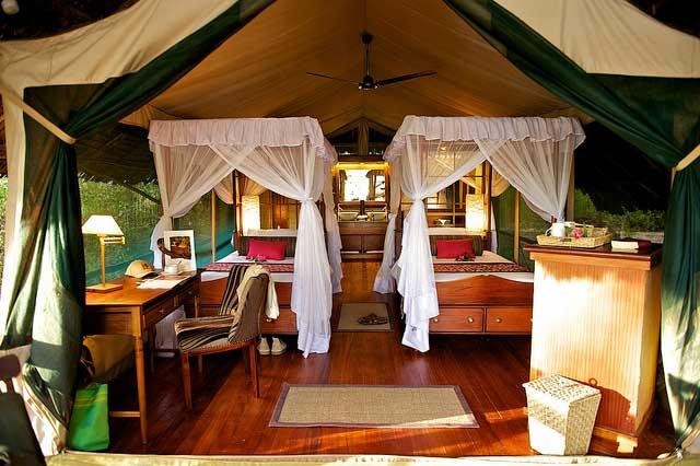 7 Days Aberdare Samburu Mt Kenya Safari Package