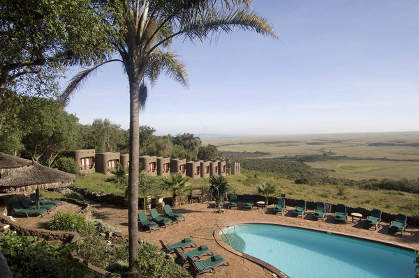7 Days Sweetwaters Nakuru Masai Mara Amboseli Park Safari Package