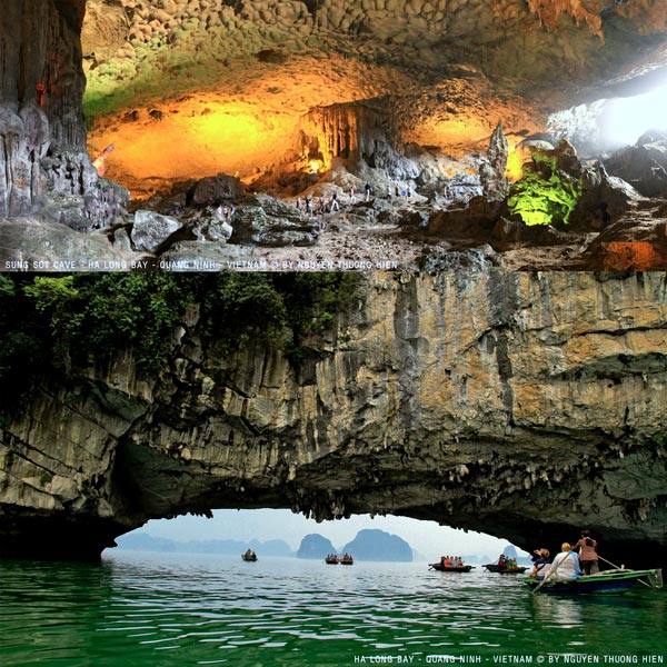 Ha Noi - Ha Long Bay 4 Days 3 Nights