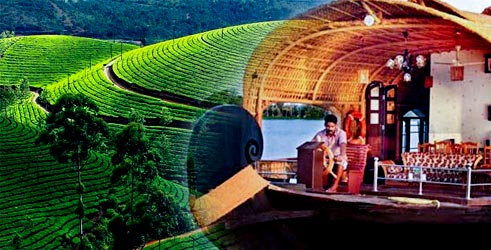 Kerala Holiday Package - From Bangalore