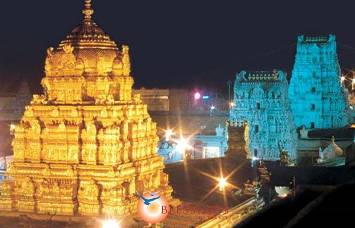 Tirupathi Darshan Package