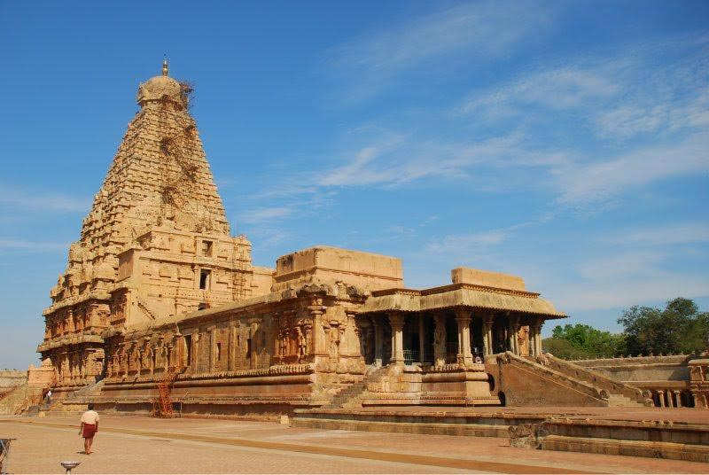 Splendors Of Tamil Nadu Tour