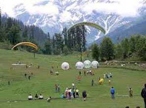 Manali Holiday Package With Volvo