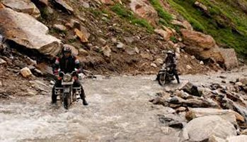 Motorcycle Tour Of Spiti Valley