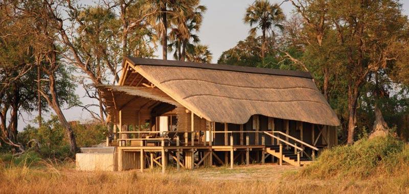 Maun-Eagle-Savuti-Maun Tour