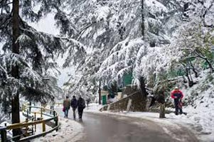 Shimla 2 Nights And 3 Days Package,