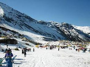 4 Nights – 5 Days Manali Package