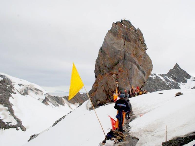 Srikhand Mahadev Trek Tour