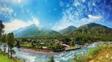 Chandigarh Shimla Manali Dharamshala Dalhousie Tour Package