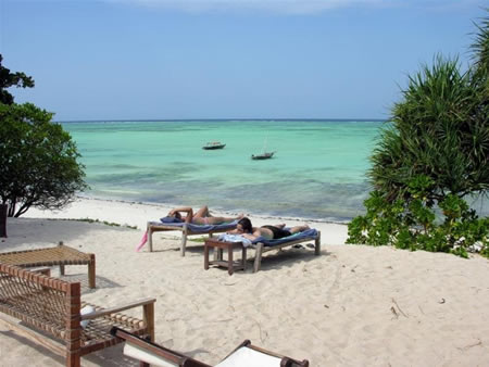 Mombasa Beach Safari Package
