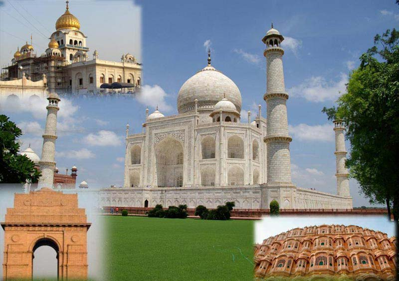 4 Religious Places Of Delhi Package