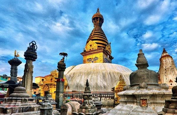 Golden Triangle And Kathmandu Tour Package