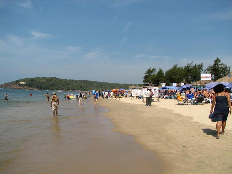 Mumbai – Goa Beaches Tour Package