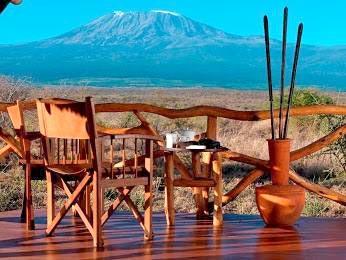 6 Days Masai Mara Lake Nakuru & Amboseli Budget Camping Tour