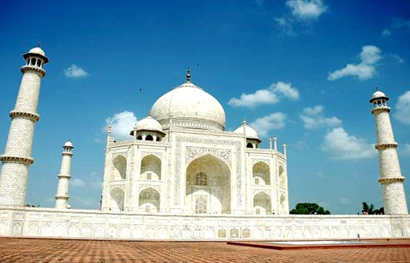 Taj Mahal Tour With Khajuraho