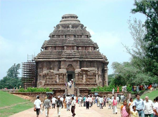 Rapid Odisha Tour