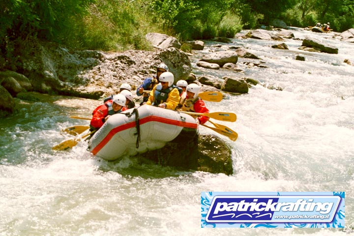 Patrick Rafting Center By Patrick Carafa Group.Mission Tour