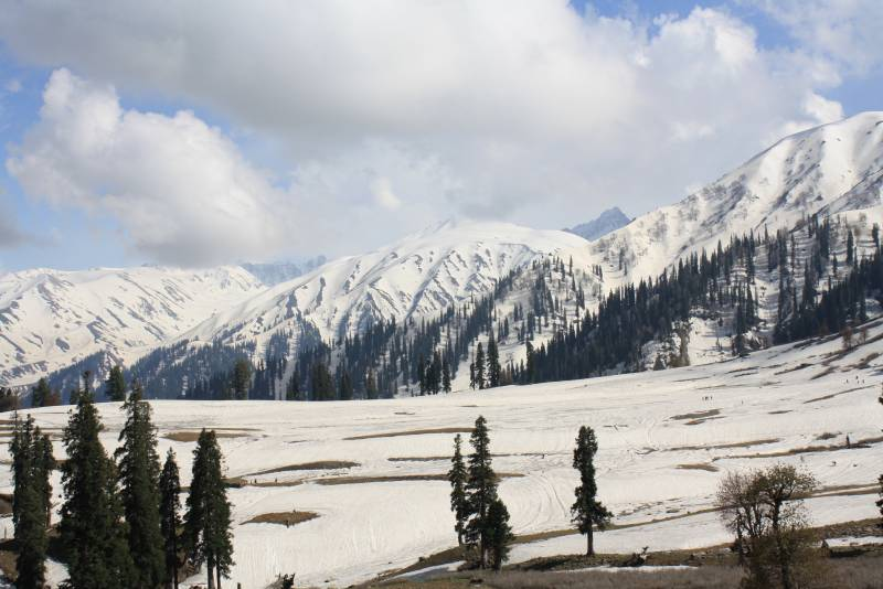 7 Night's & 8 Day's Kashmir & Katra Tour