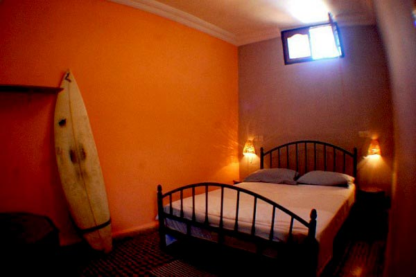 Sunset Surfhouse Bed And Breakfast Double Room
