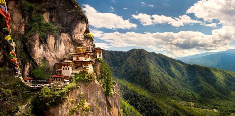 Glimpse Of Bhutan Tour