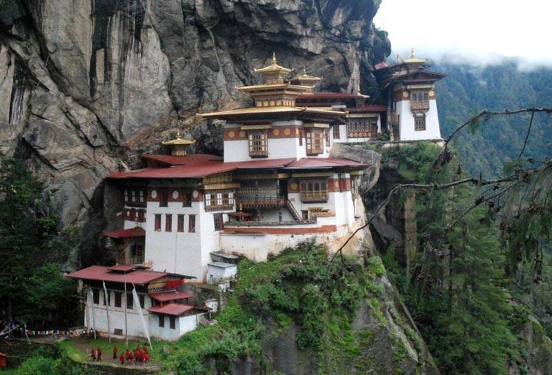 Glimps Of Bhutan Tour