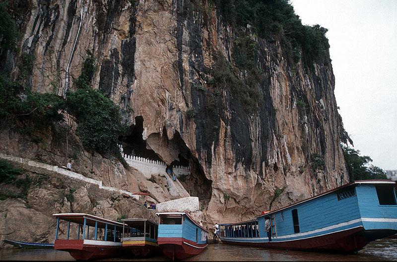 Luang Prabang Pakou Caves Tour
